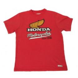08HOVT182 : Vintage motorcycle Honda t-shirt X-ADV