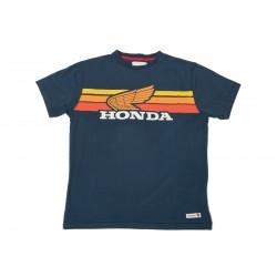 08HOVT183 : Vintage sunset Honda t-shirt Honda X-ADV 750