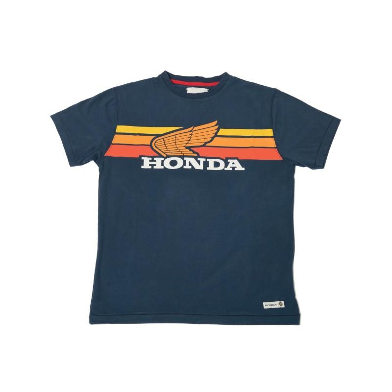 vintage sunset honda  shirt