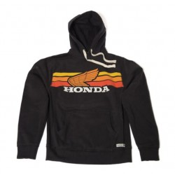 08HOVH182 : Honda vintage sunset hoodie X-ADV