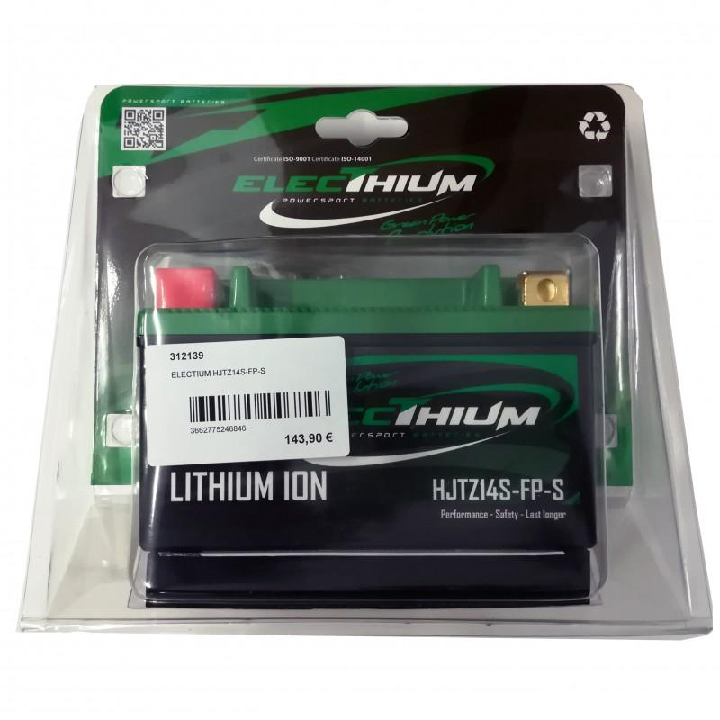 HJTZ14S-FP-S : Batterie YTZ14S Lithium Electhium X-ADV