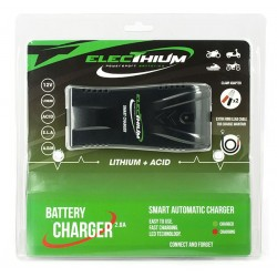 ACCUB03 : Lithium Battery Charger X-ADV