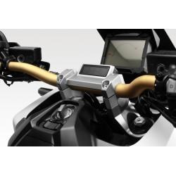 R-0912 : Rehausse de guidon DPM +24mm Honda X-ADV 750