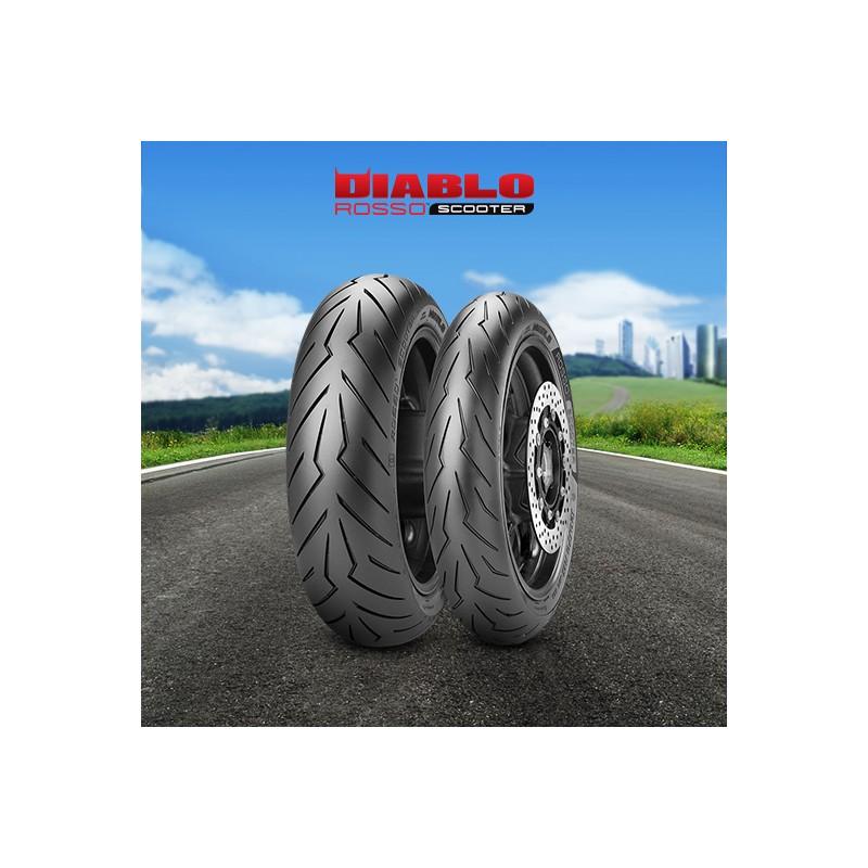 2769400 : Pirelli Diablo Rosso Scooter 160/60R15 67H TL Honda X-ADV 750