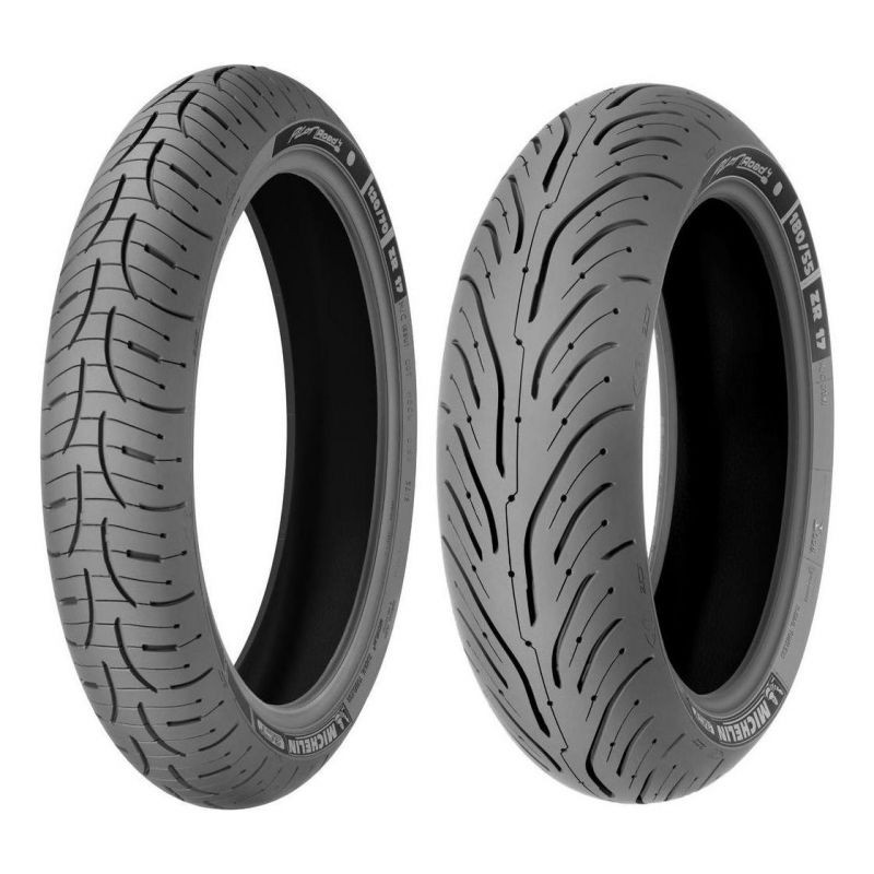 620409 : Michelin Pilot Road 4 Scooter 160/60R15 67H TL Honda X-ADV 750