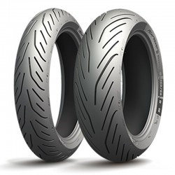 184338 : Michelin Pilot Power 3 Scooter 160/60R15 67H TL X-ADV