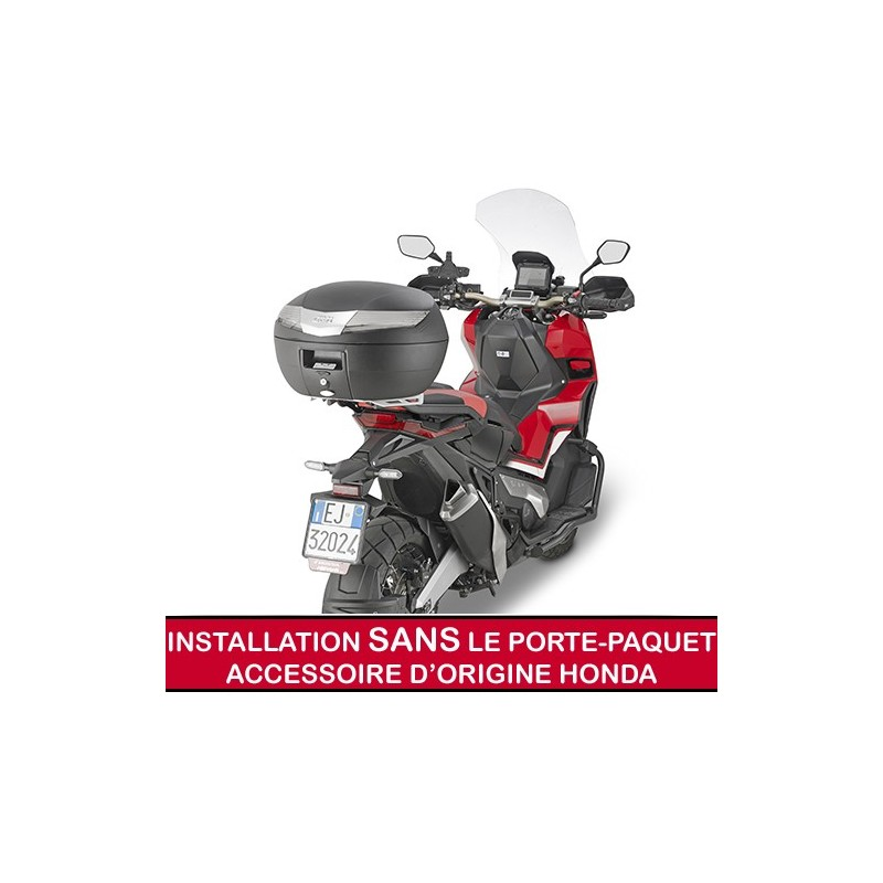 givib360pack : Givi B360 pack for X-ADV WITHOUT OEM holder Honda X-ADV 750