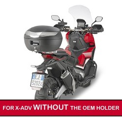 givib360pack : Pack Givi B360 per X-ADV SENZA confezione originale Honda X-ADV 750