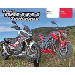 RMT 188 : X-ADV technical manual Honda X-ADV 750
