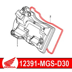12391-MGS-D30 : Cylinder head cover gasket Honda X-ADV 750