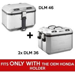 gividolomitipack : Givi Dolomiti Pack per X-ADV con confezione originale Honda X-ADV 750