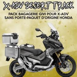 desertrackpacksans : Givi X-ADV Desert Track Pack Honda X-ADV 750