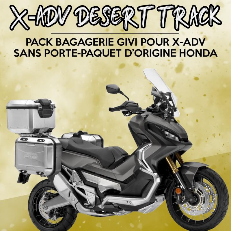desertrackpacksans : Pack Givi X-ADV Desert Track Honda X-ADV 750