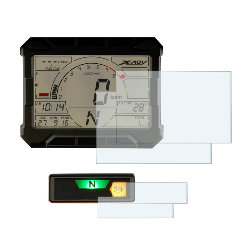 SAHO911 : Protections de compteur Honda X-ADV 750