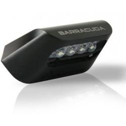 HX7104-17-SN + N1002 : Support de plaque déporté Barracuda Honda X-ADV 750