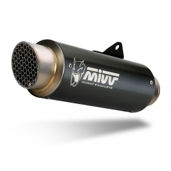 H.066.LXBP - 1096351001 : Scarico Mivv GP Pro Nero Honda X-ADV 750