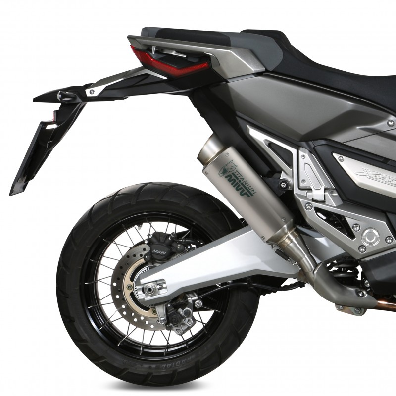 H.066.L6P : Scarico Mivv GP Pro Titanio Honda X-ADV 750