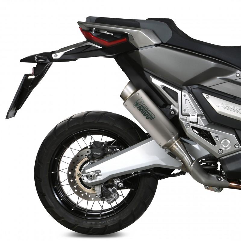 H.066.L6P : Silencieux Mivv GP Pro Titane Honda X-ADV 750