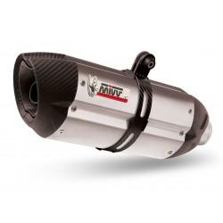 H.066.L7 - 76013800 : Mivv Suono Slip-On exhaust Honda X-ADV 750