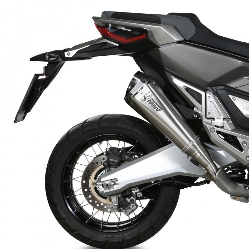 H.066.LDRX - 76021689 : Mivv Delta Race exhaust Honda X-ADV 750