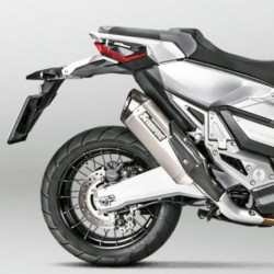 S-H7SO3-HRT : Akrapovic Slip-on Exhaust Honda X-ADV 750