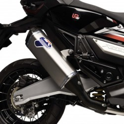 H142PC : Protection pare-chaleur carbone Termignoni Honda X-ADV 750