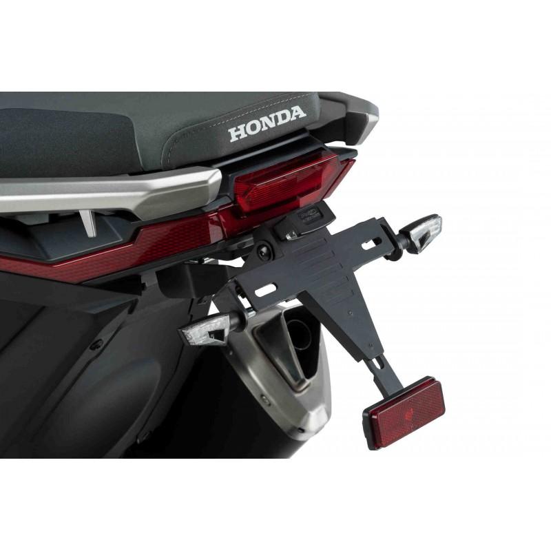 9706N : Support de plaque Puig Honda X-ADV 750