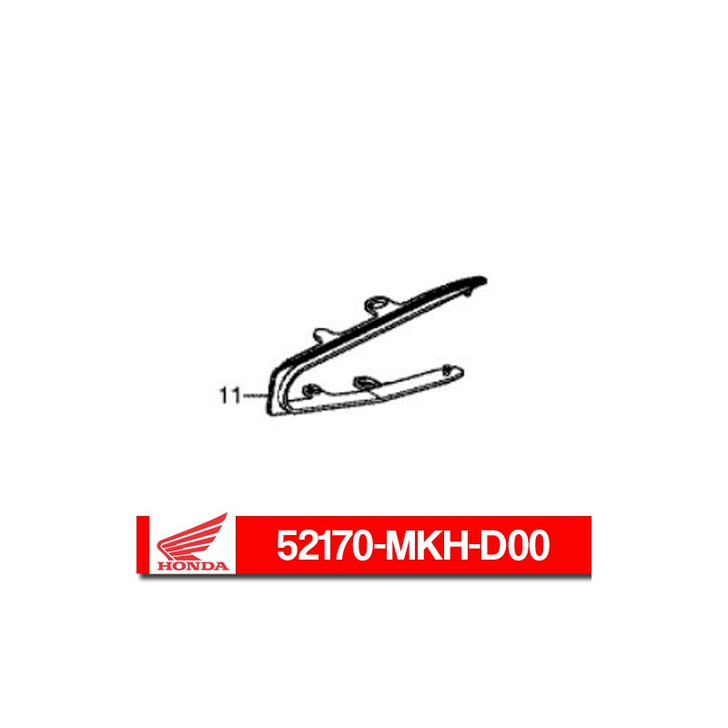 52170-MKH-D00 : Passaggio catena Honda Honda X-ADV 750