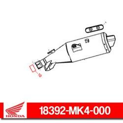 18392-MK4-000 : Guarnizione di scarico Honda Honda X-ADV 750