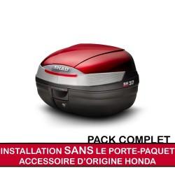 packsh37rouge : Pack Shad SH37 per X-ADV SENZA confezione originale X-ADV