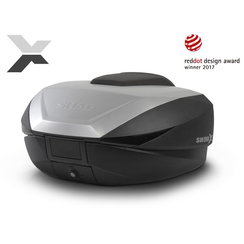 D0B59100 : Top case Shad SH59X Honda X-ADV 750