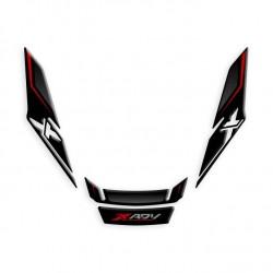 XADV-007 : Autocollant avant Honda X-ADV 750