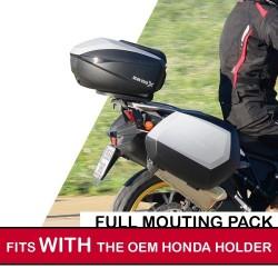 shadfullpack3 : Custodia Premium Case / Shad per X-ADV CON ORIGINAL BAG Honda X-ADV 750