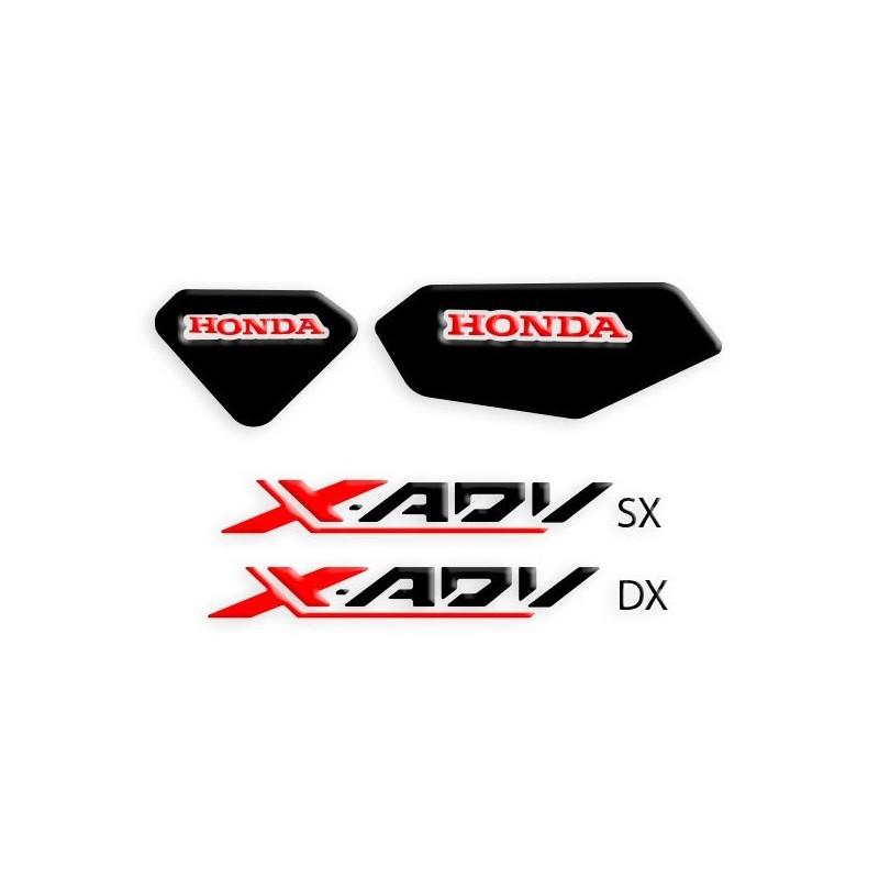 XADV-003 : Adesivo carenatura bassa Honda X-ADV 750