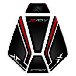 XADV-001 : Autocollant console centrale Honda X-ADV 750