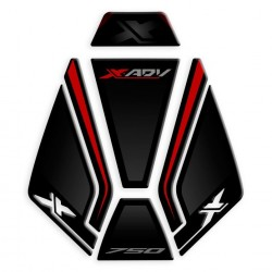XADV-001 : Center console sticker Honda X-ADV 750
