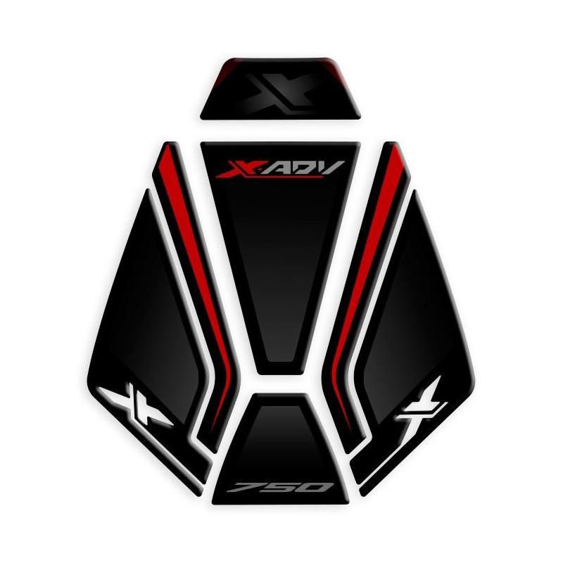 XADV-001 : Adesivo spoiler sotto chiave Honda X-ADV 750