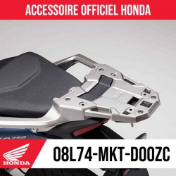 08L74-MKT-D00ZC : Honda rear carrier 2021 Honda X-ADV 750