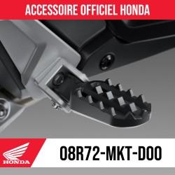 08R72-MKT-D00 : Poggiapiedi pilota Honda 2021 Honda X-ADV 750