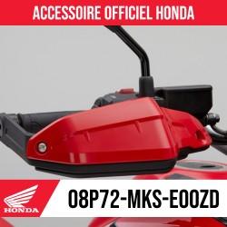 08P72-MKS-E00Z : Honda handguard extension 2021 Honda X-ADV 750