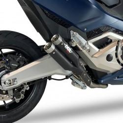 XH6259XN : IXIL L3X exhaust Honda X-ADV 750