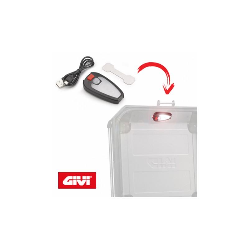 E198 : Lampe interne de courtoisie Givi Honda X-ADV 750