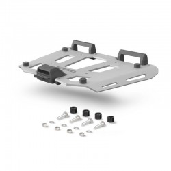 D1BTRPA : Platine aluminium Shad Terra Honda X-ADV 750