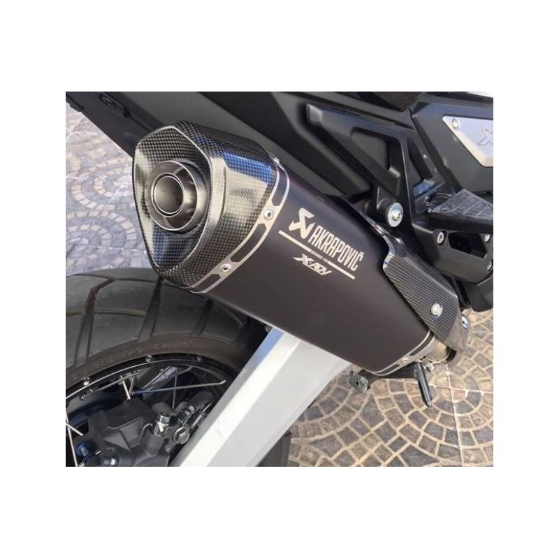 08F88-MKH-900 : Akrapovic Honda Slip-on Exhaust X-ADV