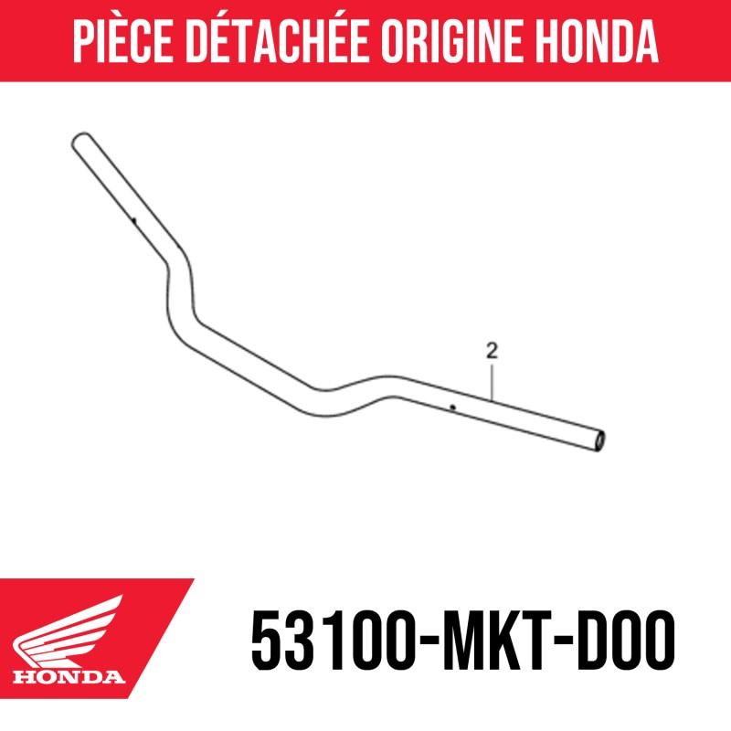 53100-MKT-D00 : Manubri originale Honda 2021 Honda X-ADV 750