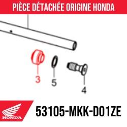 53105-MKK-D01ZE : Tappo manubrio Honda OEM 2021 Honda X-ADV 750