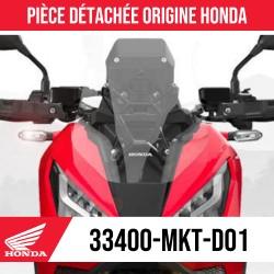 33450-MKT-D01 : Honda OEM turn signal 2021 Honda X-ADV 750
