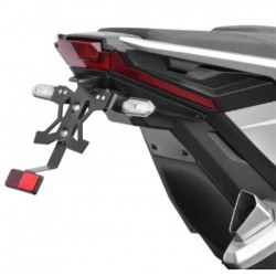 SPEH52 : TopBlock Racing license plate holder 2021 Honda X-ADV 750