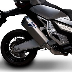 H14208040ITC : Silencieux Termignoni Honda X-ADV 750
