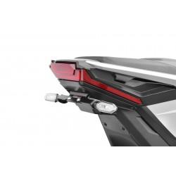 SPEH52R : TopBlock Racing remote license plate holder 2021 Honda X-ADV 750
